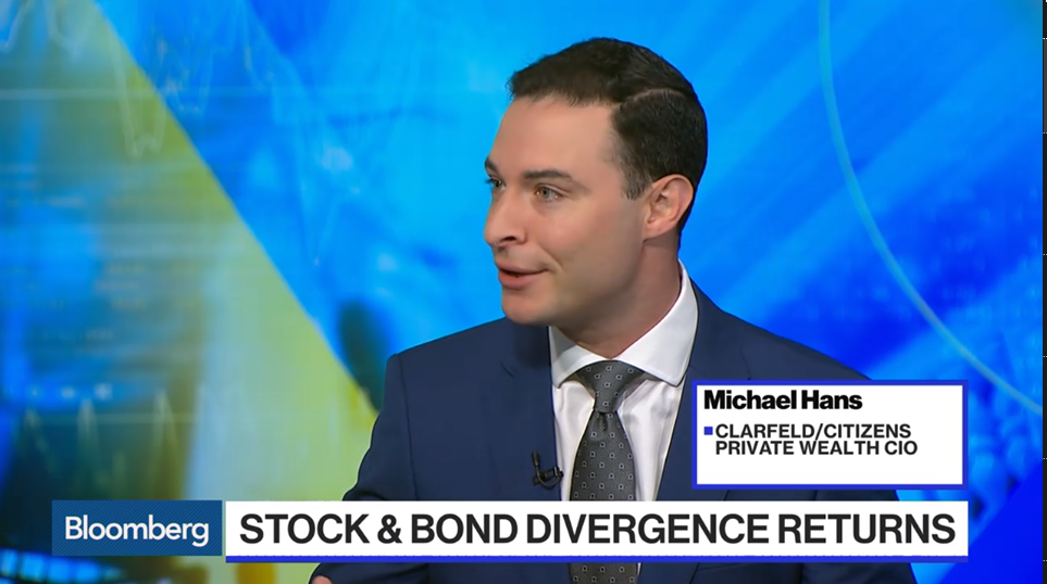 "Michael Han's Joins Discussions on ""Bloomberg Markets: The Open"""